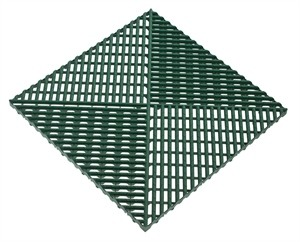 Решетка с дополнительным обрамлением 400х400х18 мм до 200кг/м2