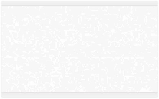 Панель ПВХ Белая Глянцевая 0.37 х 3 м