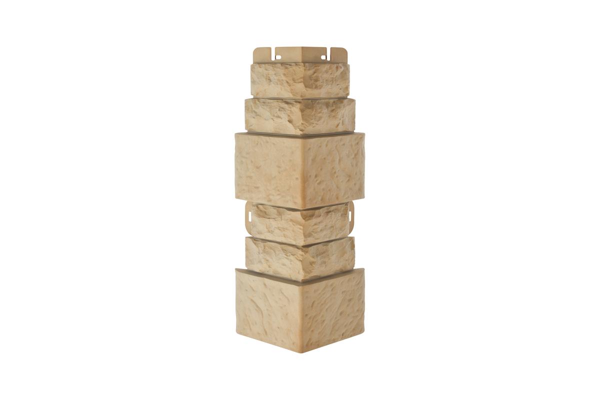 Угол наружный Камень Скалистый (450х160х35 мм)