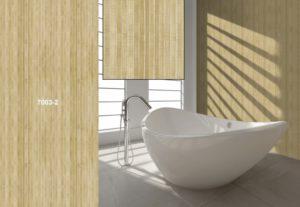 Панель «Палевый бамбук» 0.25х2.7 м. (№7003/2)